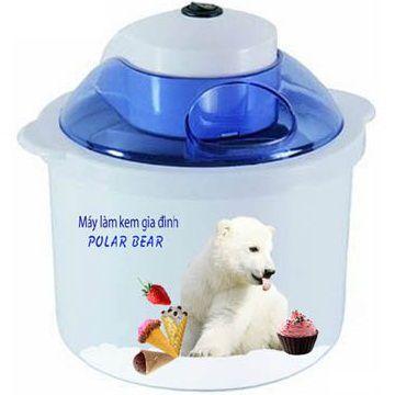 Máy làm kem gia đình Polar Bear VD2