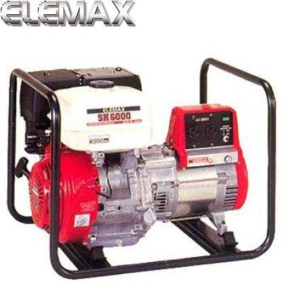 Máy phát điện ELEMAX SH6000