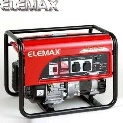Máy phát điện ELEMAX SH6500EX