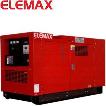 Máy phát điện ELEMAX SHT25D