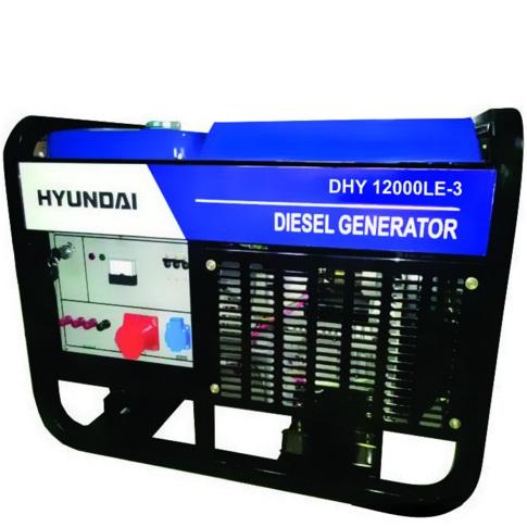 Máy phát điện Hyundai HY12500LE
