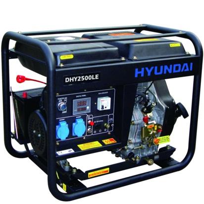 Máy phát điện Hyundai DHY 4000LE