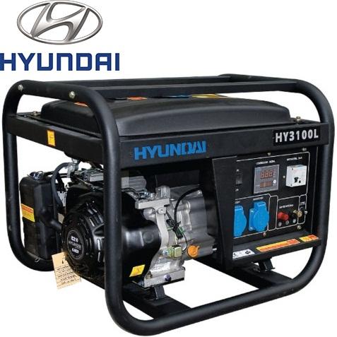 Máy phát điện Hyundai HY6000LE