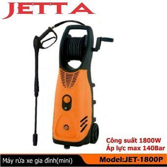Máy phun rửa áp lực cao Jetta JET-1800