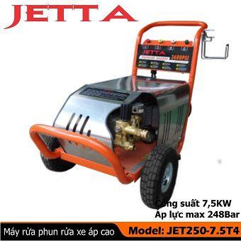 Máy phun rửa áp lực cao Jetta JET250-7.5T4