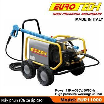 Máy phun rửa cao áp EUROTECH EUR-11000