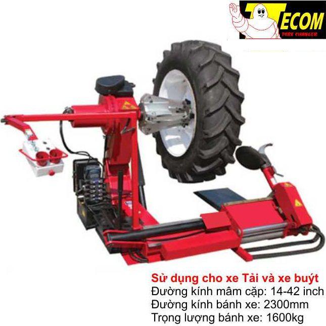 Máy ra vào lốp tự động TECOM TC-3050