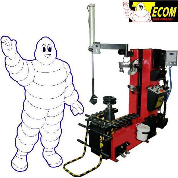 Máy ra vào lốp tự động TECOM TC-5500