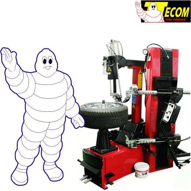 Máy ra vào lốp tự động TECOM TC-5600