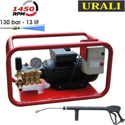 Máy rửa xe áp lực cao URALI 3kw U3-1312V