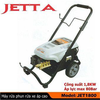 Máy rửa xe áp lực cao JETTA 1,8KW