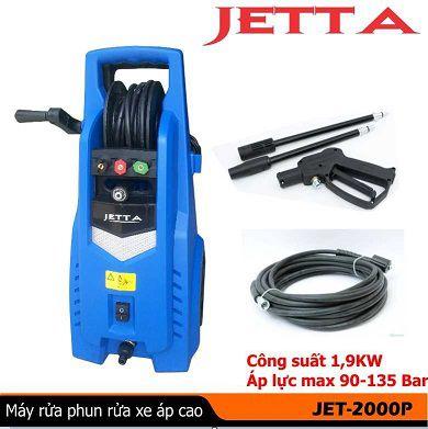 Máy rửa xe gia đình Jetta JET-2000Pi