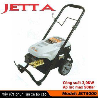 Máy phun rửa áp lực cao Jetta JET120-3.0S4-10