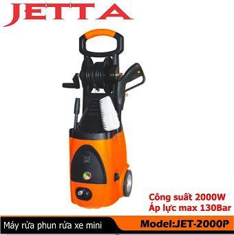 Máy rửa xe mini Jetta JET-2000P