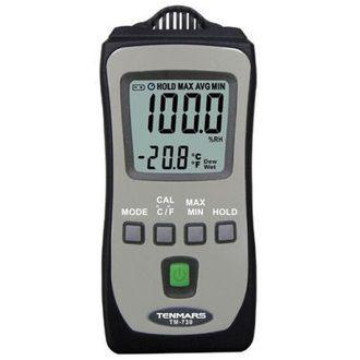 Máy đo nhiệt độ độ ẩm Tenmars TM 730