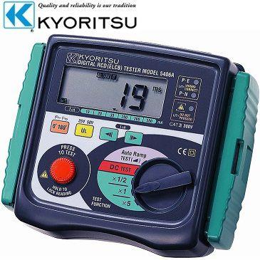 Thiết bị kiểm tra dòng rò RCD Kyoritsu 5406A, K5406A