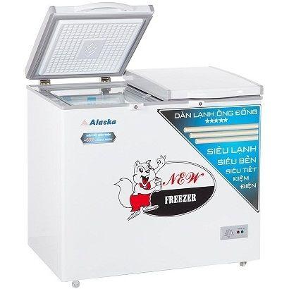 Tủ đông mát Alaska BCD-3568C