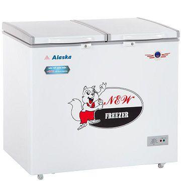 Tủ đông mát Alaska BCD-5068N