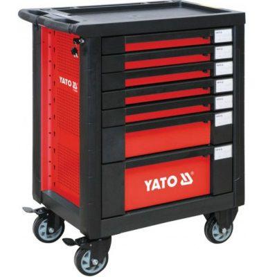 Tủ đựng đồ nghề cao cấp 7 ngăn YATO Model: TY-09031